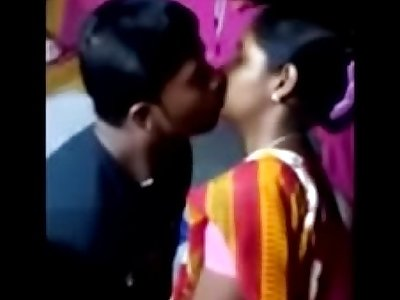 Desi married Bhabi caught fucking with neighbour boy